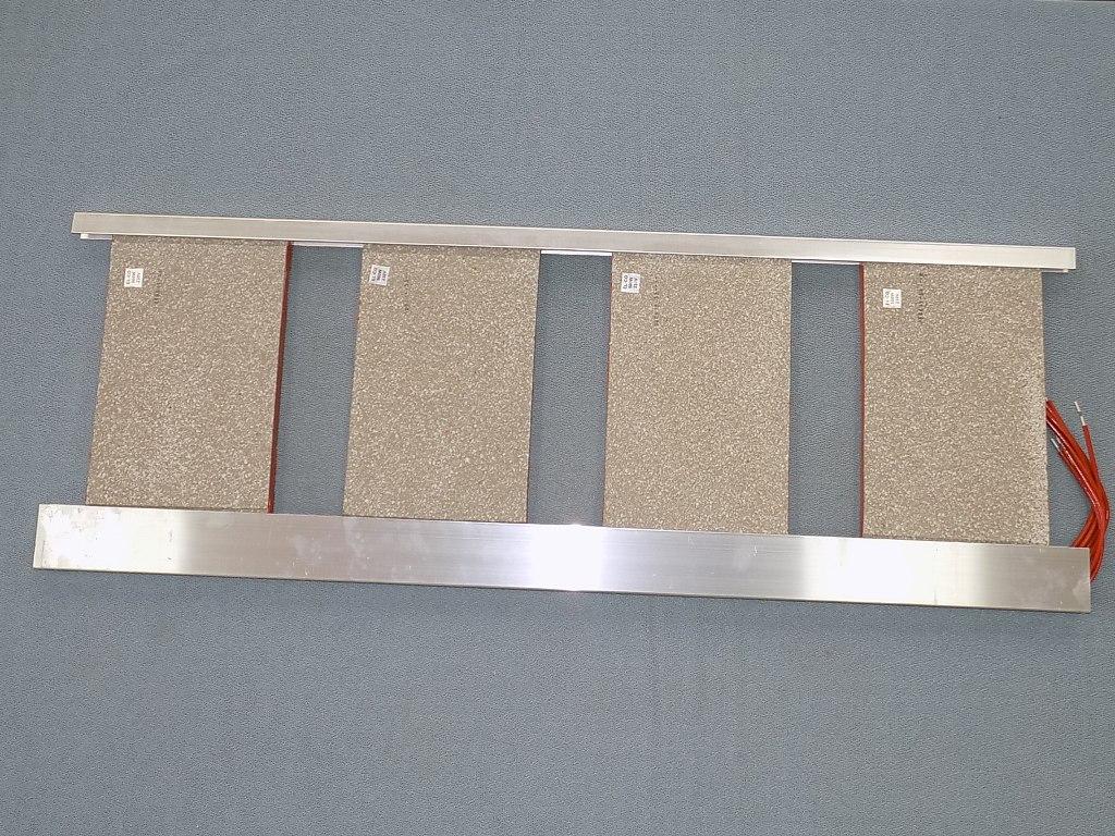 Sistem incalzire 2000w cu placi 500w for Placa ceramica calefaccion electrica